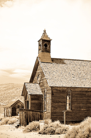 Bodie State Historical Park